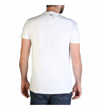 Karl Lagerfeld T-shirt KL21MTS02 blanc