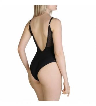Karl Lagerfeld Swimsuit KL21WOP10 black