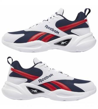 Reebok Baskets REEBOK ROYAL EC RIDE 4 blanc, bleu, rouge