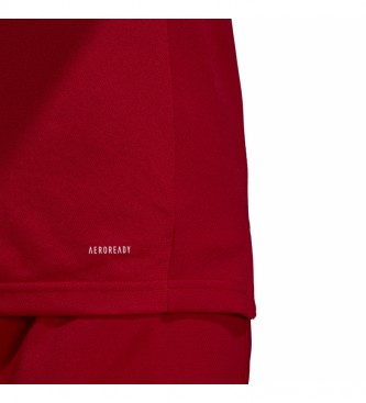 adidas Camisa pólo T19 W vermelho