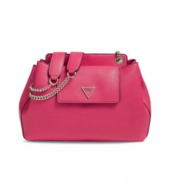 Guess Shoulder bag Sandrine_HWVG79_65090 pink -36x24x10cm