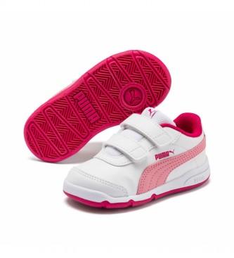 Puma Stepfleex 2 SL VE V PS sapatos brancos