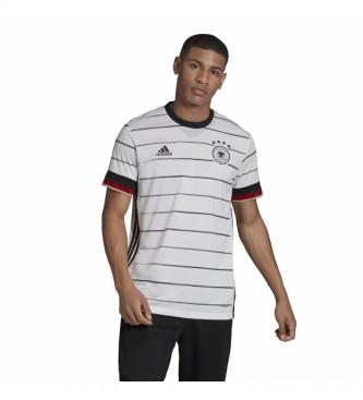 adidas Maillot de la première équipe d'Allemagne DFB blanc, noir
