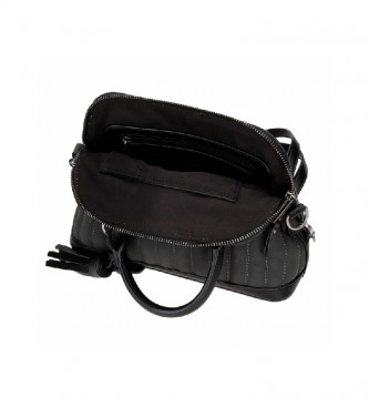 Pepe Jeans Sac Lia noir -25x18x9cm