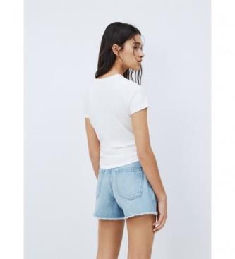 Pepe Jeans T-shirt bianca Dorita
