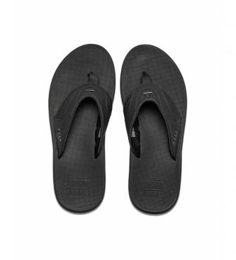 Reef Fanning sandals black