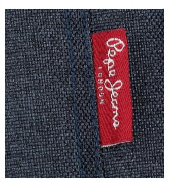 Pepe Jeans Marsupio Britway navy -30x13x5cm-