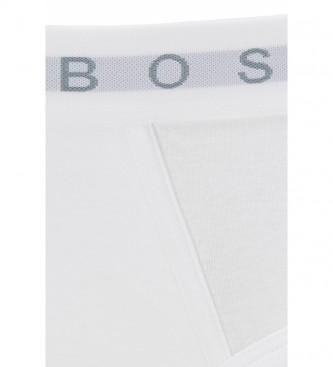 Hugo Boss Slips Traditional Original bianco