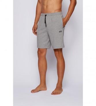 Hugo Boss Shorts Homewear Cotton Mix&Match; black