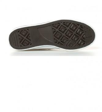 Victoria Sneakers Tribu Basket bianche