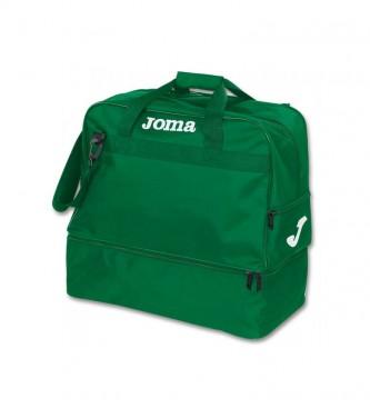 Joma  SMALL TRAINING III BAG GREEN