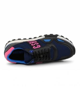 Bikkembergs Sneakers FEND-ER_2232 blue