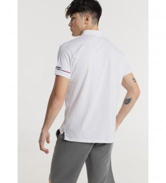 Bendorff Polo tinta unita M / C bianco