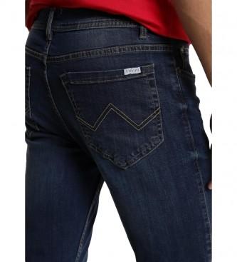 Six Valves Jeans denim blu comfort