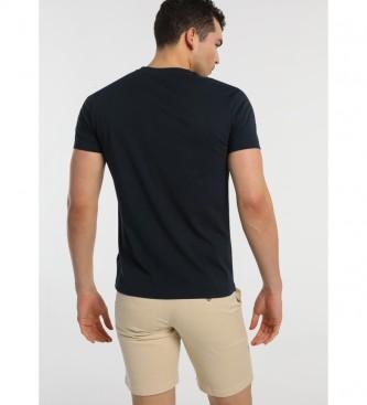 Victorio & Lucchino, V&L Camiseta Logo marino