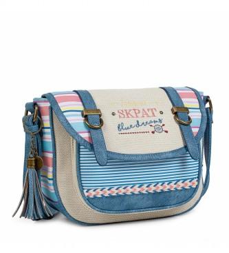 Comprar Skpat Bolso Bandolera Pequeño de Mujer 302522 azul