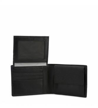 Piquadro Portafoglio PU1392S94R nero -13x9x2cm