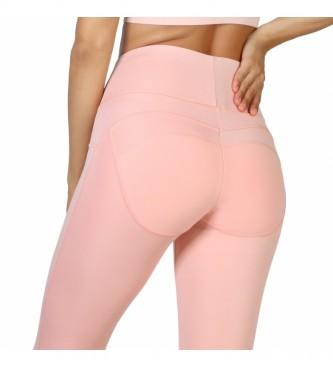 Bodyboo Fundos de fato de treino para desporto BB24004 rosa