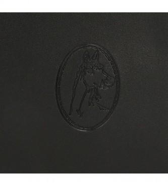 El Potro El Potro Chic black flannel -17x11x6cm