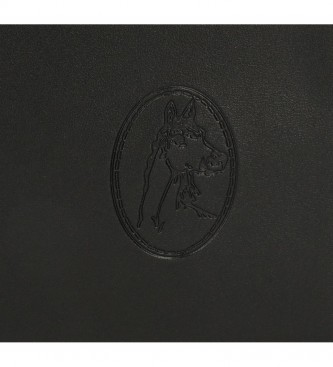 El Potro Sac à provisions El Potro Chic noir -35,5x40x12cm