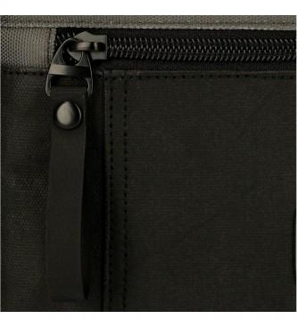 Pepe Jeans Pepe Jeans Village Bum bag grey -34x12x9,5cm