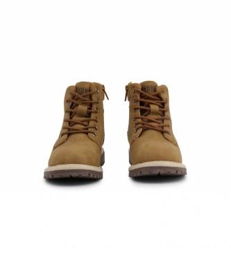 Shone Botas de tornozelo 1738-054 castanhas