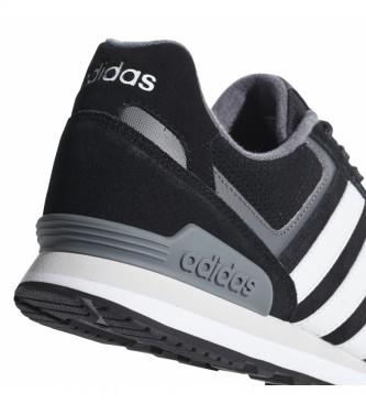 anfitrión Asser Familiarizarse  Comprar adidas Zapatillas de piel 10K negro - your online Trekking store