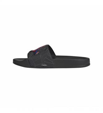 adidas Flip Flops Adilette Shower K preto