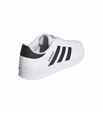 adidas Breaknet K Sneakers blanc
