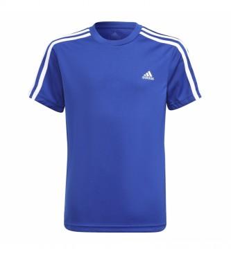 adidas Shorts and T-shirt set Designed 2 Move blue