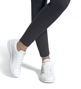 plato miembro Hecho para recordar  Comprar adidas Zapatillas Grand Court blanco, platinium - Esdemarca Store  fashion, footwear and accessories - best brands shoes and designer shoes