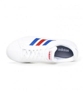 adidas Chaussure Grand Court Base blanc