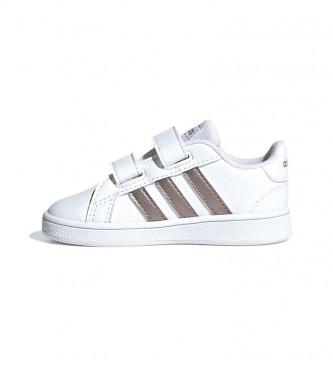 adidas Zapatillas Grand Court blanco