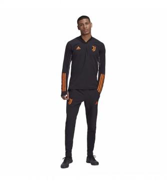adidas Juventus Ultimate Training Sweatshirt noir, orange