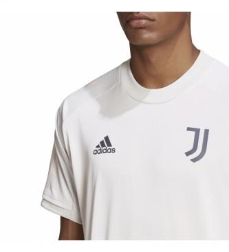 adidas T-shirt blanc Juve TR