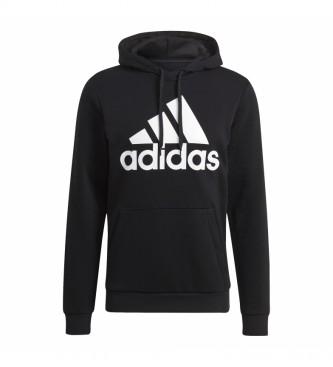 adidas Essentials Fleece Big Logo Sweatshirt noir