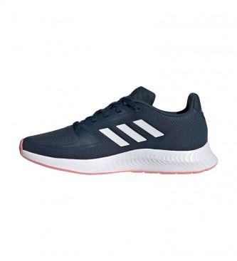 adidas Runfalcon 2.0 K sapatos da marinha