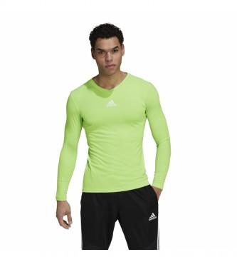 adidas T-shirt vert Team Base