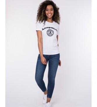 Aéropostale T-shirt MM1662 branca