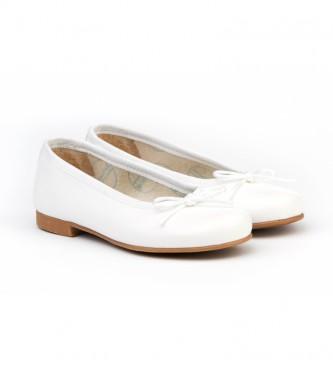 Angelitos Manoletinas/Ballerina Napa white
