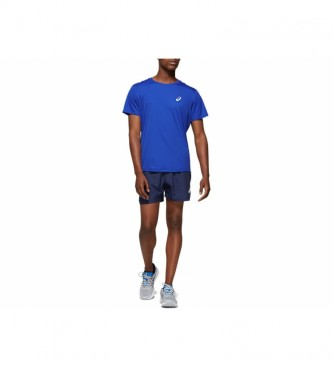 Asics T-shirt Prateada SS Top azul