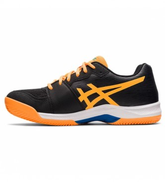 Asics Sapatos Gel-Padel Pro 4 preto, laranja