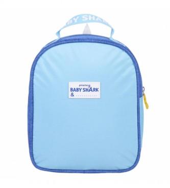 Cerdá Group Saco de Banho para Tubarão bebé azul -19x23x8,5cm