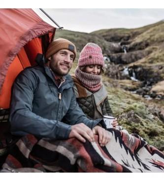 Buff Tricot et Polar Olya Warmers rose