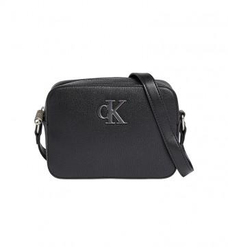 Calvin Klein Saco de ombro reciclado K60K608699 preto -14x21x6,9cm