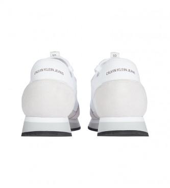 Calvin Klein Sneakers Runner Sock White