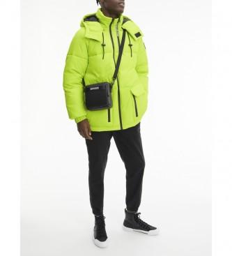 Calvin Klein Borsa a tracolla piccola K50K507202 nera -17x17x4cm-