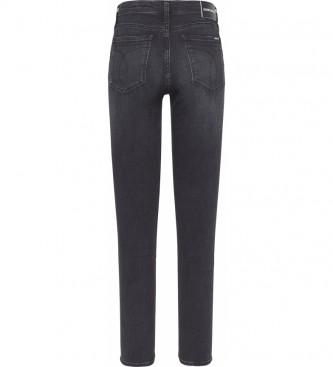 Calvin Klein Jeans Mid rise Skinny black