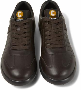 CAMPER Sneaker Pelotas XLite in pelle marrone