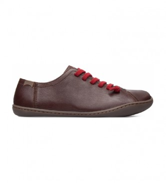 CAMPER Leather shoes Peu Cami brown